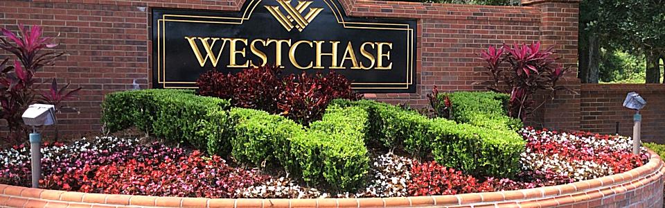 Westchase CDD Sign